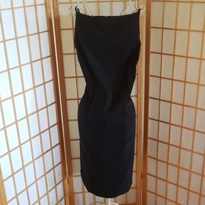 Amanda Smith Black Dress